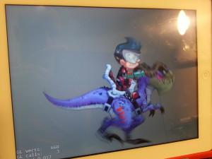 Running on an iPad